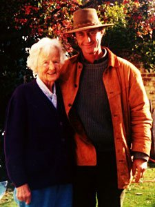 Uncle Kevin and grandmother