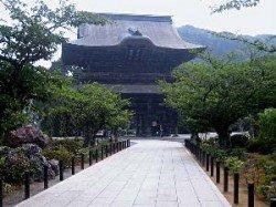 Kenchoji Zen Temple, Kamakura, Japan
