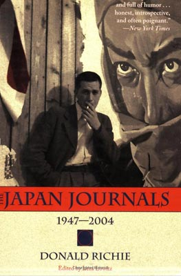 Donald Richie, The Japan Journals: 1947–2004