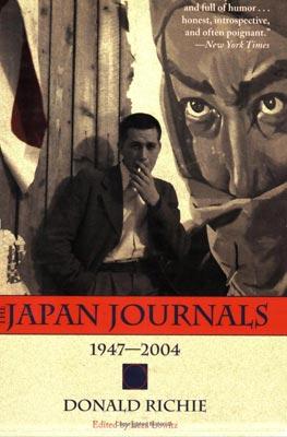 Donald Richie, The Japan Journals: 1947–2004